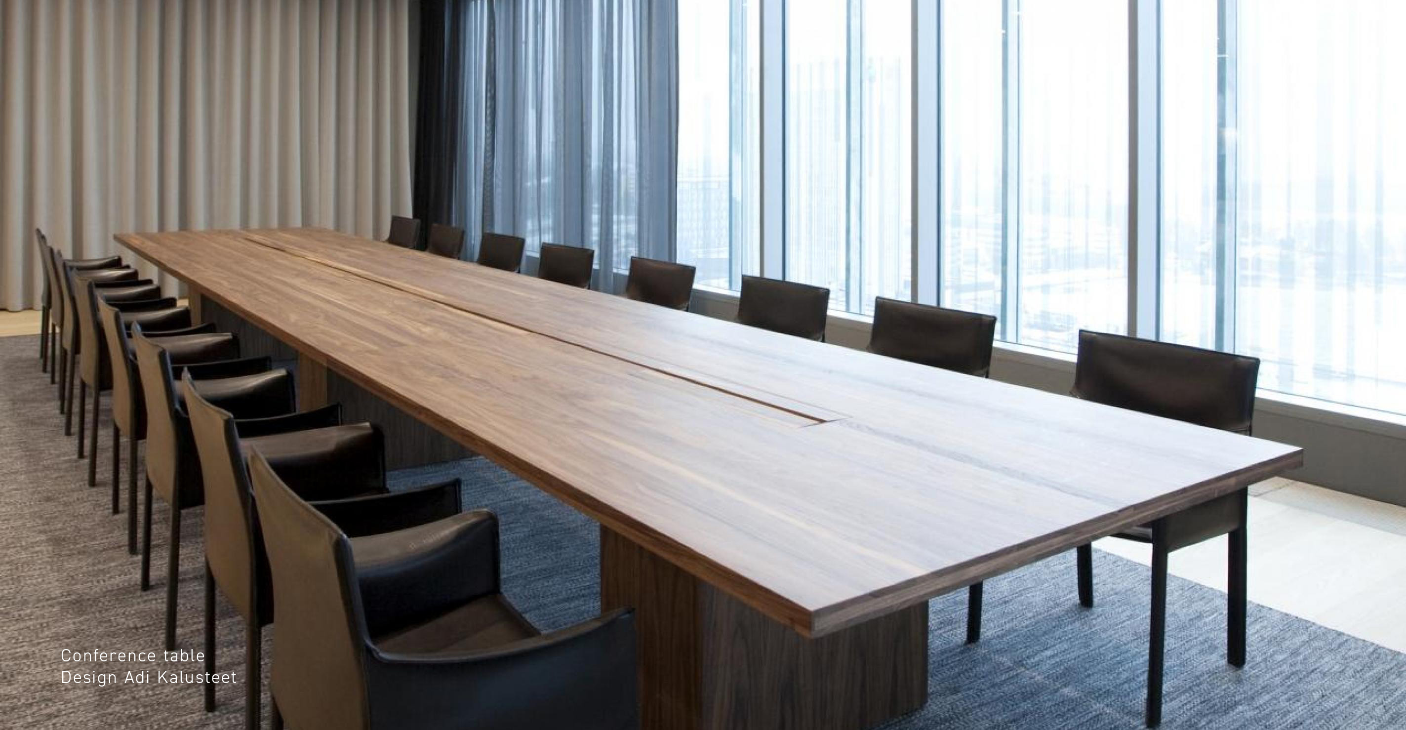 Conference table reference