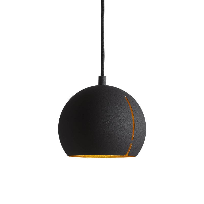 Gap Pendant Round by Woud, design Studio Nur