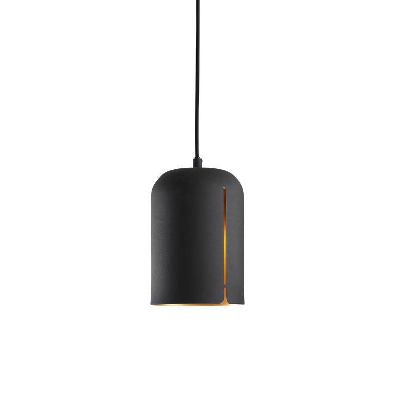 Gap Pendant short by Woud, design Studio Nur