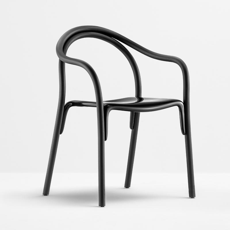 Soul chair by Pedrali, design Eugeni Quitllet
