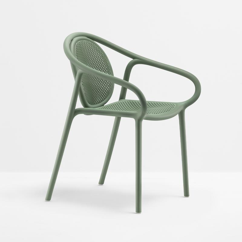 Remind armchair by Pedrali, design Eugeni Quitllet