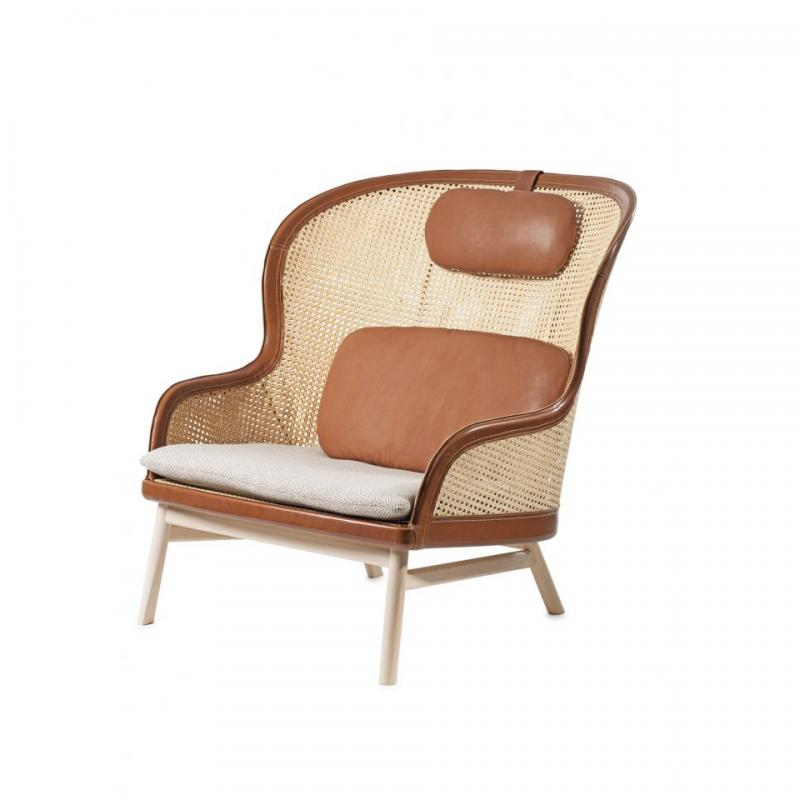 Dandy easy chair by Gärsnäs, design Pierre Sindre