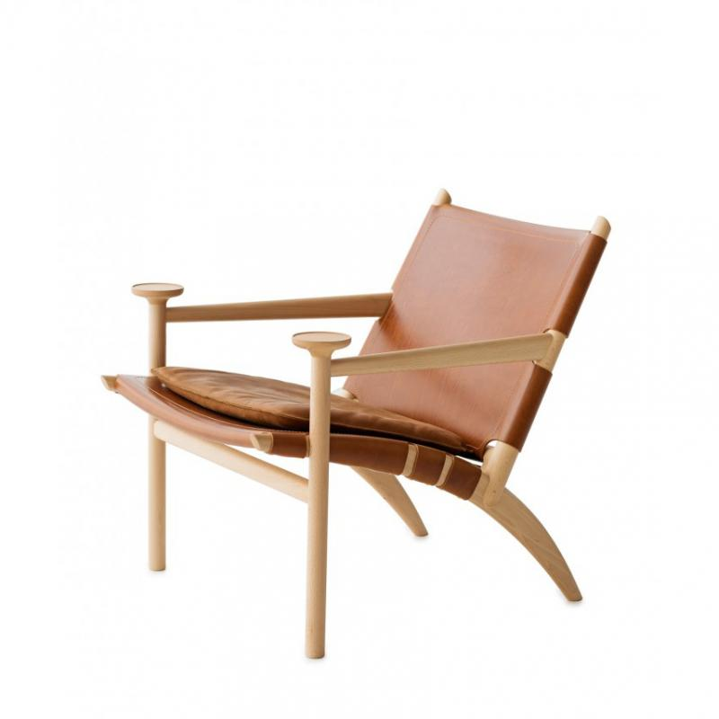 Hedwig easy chair by Gärsnäs, design David Ericsson