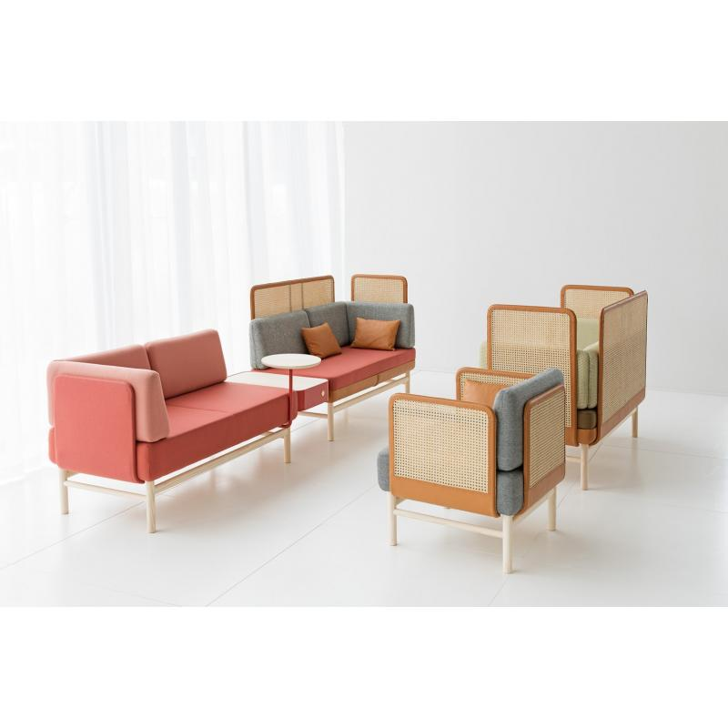 Pop sofa by Gärsnäs, design Pierre Sindre, Patrik Bengtsson