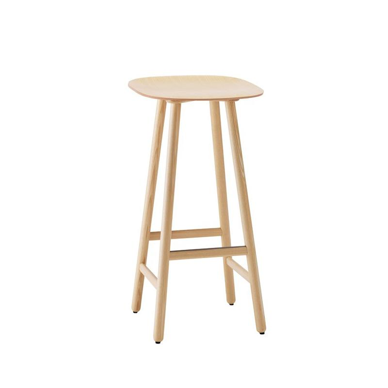 Shell stool by Karl Andersson & Söner, design Note