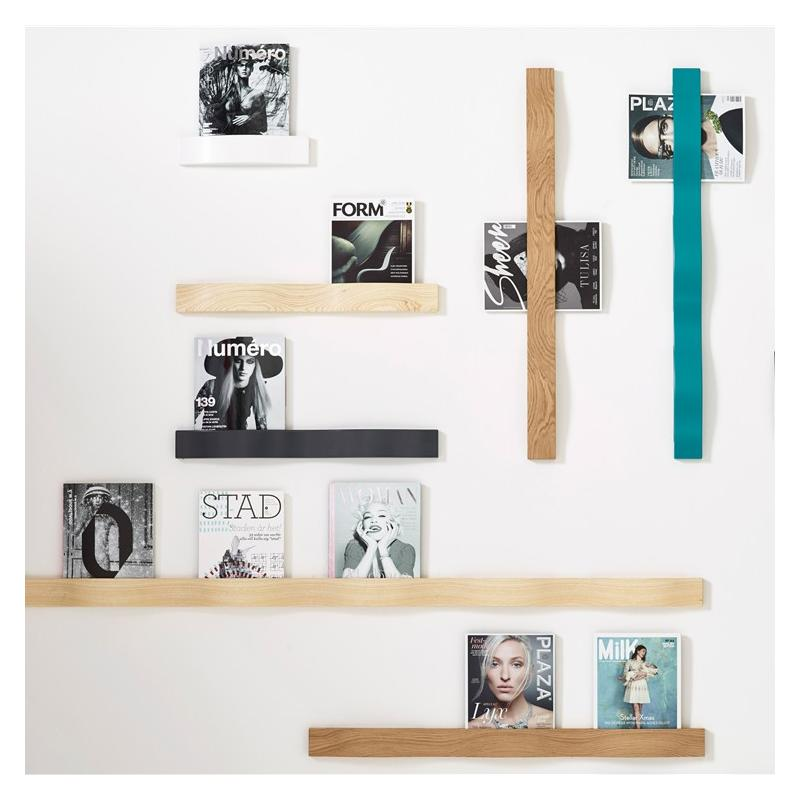 Svall magazine rack by Karl Andersson & Söner, design  Cecilia Cronelid