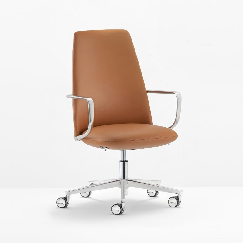 Pedrali Elinor Excecutive Chair, design Claudio Bellini